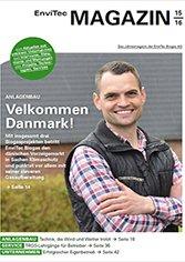 Das neue EnviTec Magazin ist online!