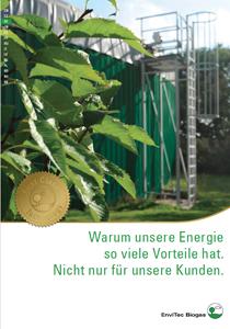 Biogas Broschüre