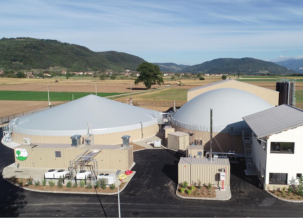Für die Optimierung Ihrer Biogasanlage bieten wir Ihnen je nach Anlagenbeschaffenheit