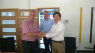 Bauvertrag für 250 kW-Biogasanlage in Japan final unterzeichnet