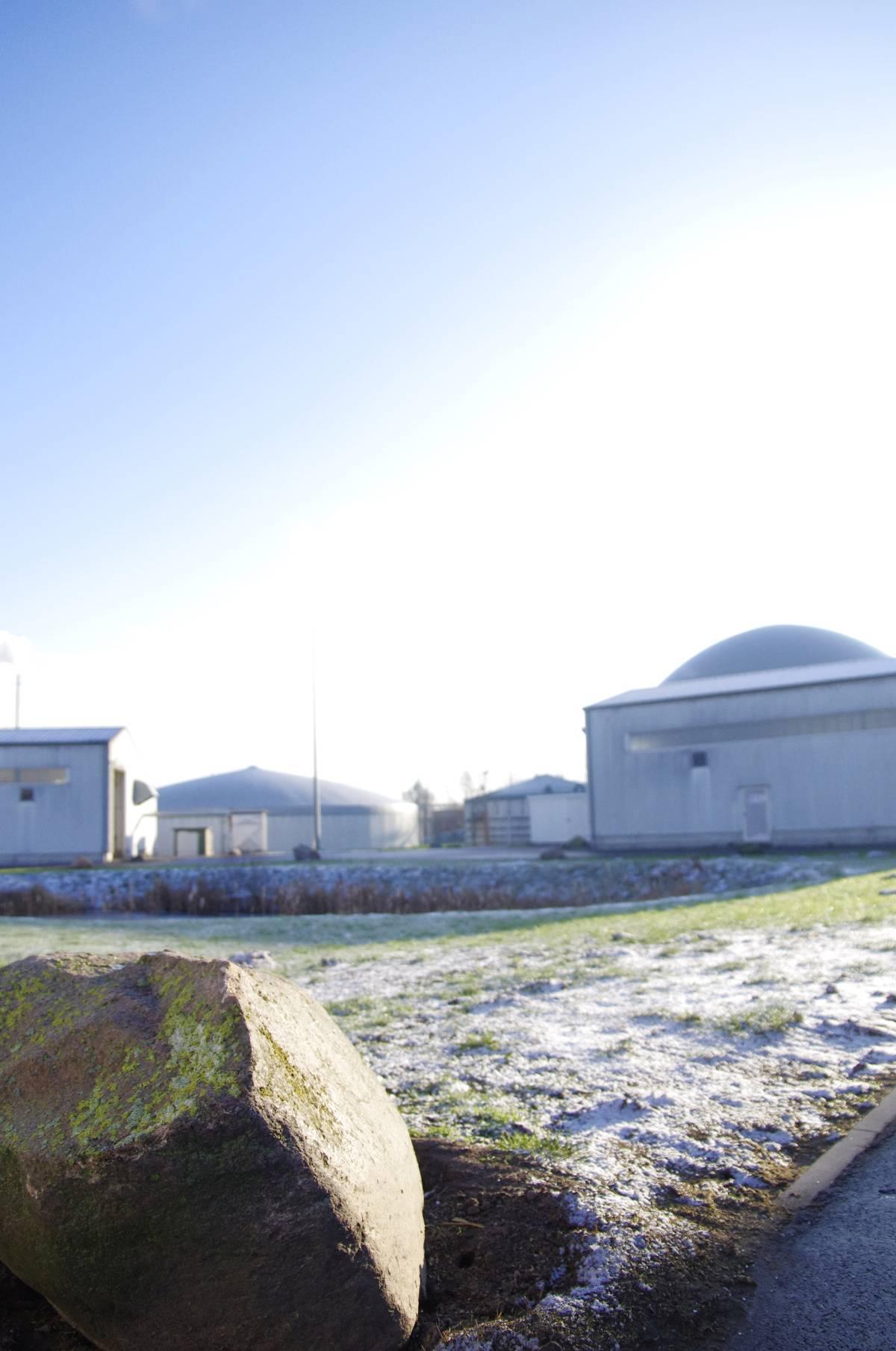 Die Biogasanlage Anklam wir stetig optimiert und ist somit fit für die Zukunft.