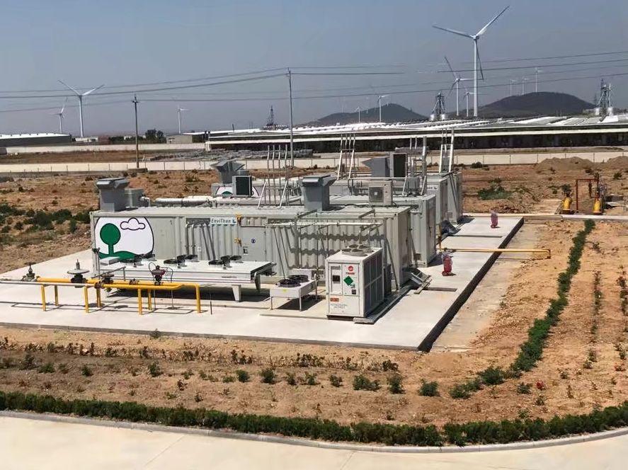 Von der Quelle bis zum Reifen: EnviThan erobert Kraftstoffmarkt in China