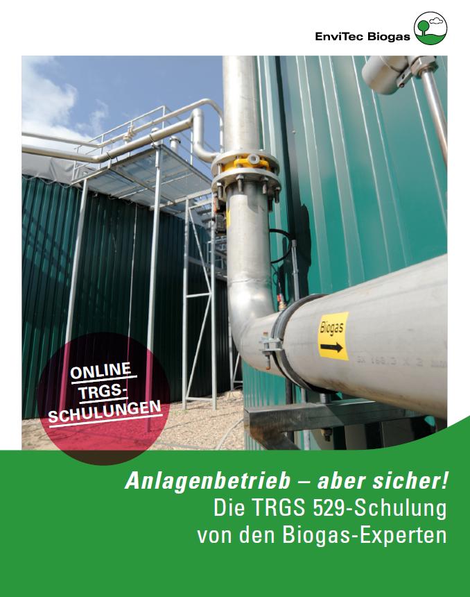 TRGS 529-Schulungen - Onlinekurse im November 2021