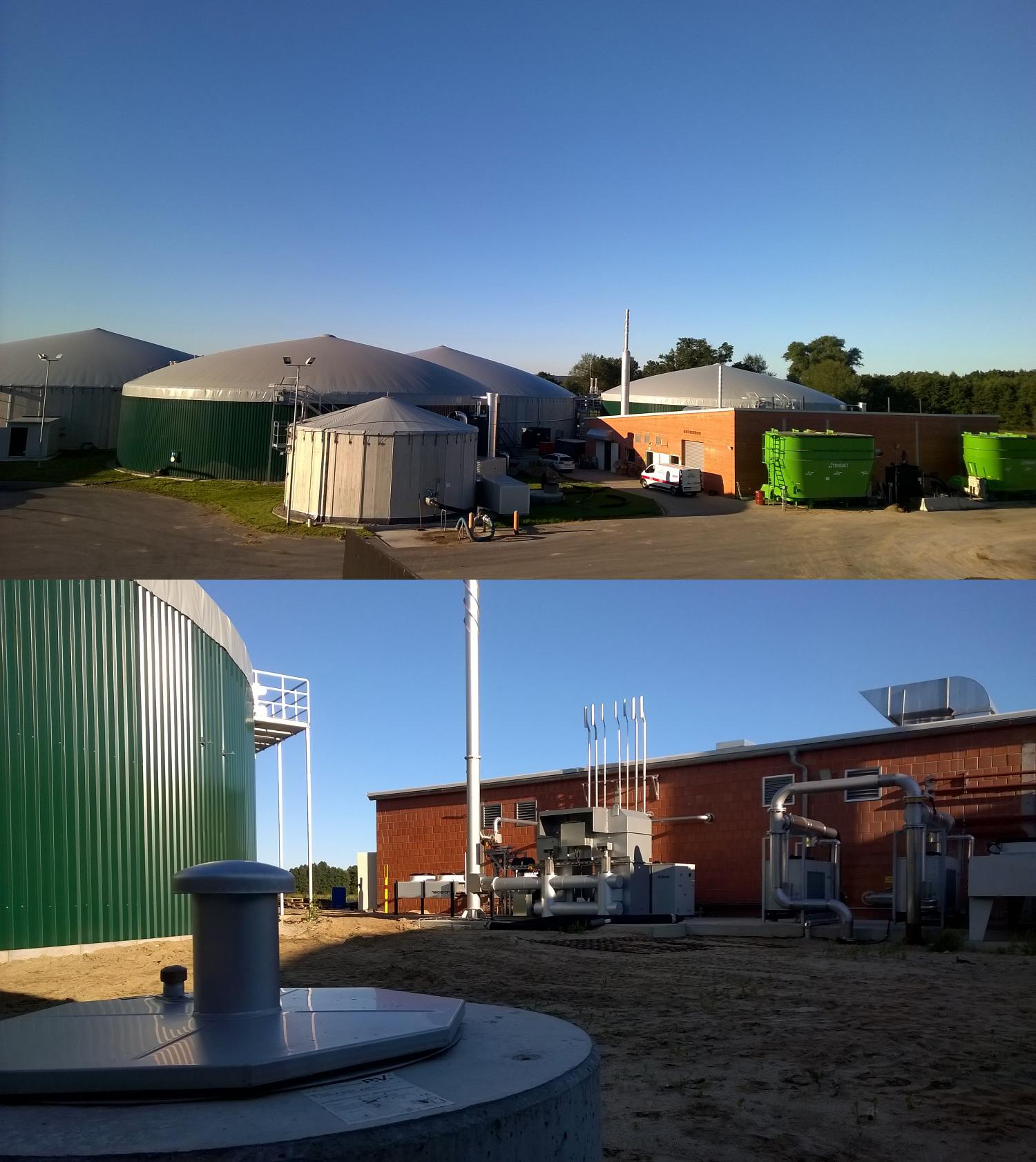 EnviTec-Gasaufbereitungsanlage in Beetzendorf speist erstmals ins Netz ein