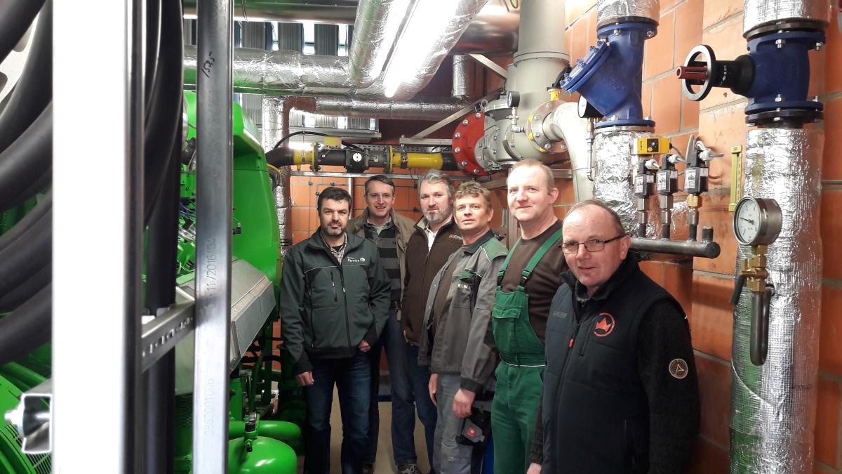 EnviTec Biogas macht Anlagen fit für die Zukunft